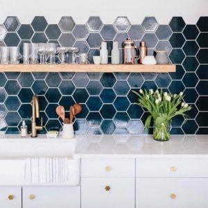 achterwanden keuken - tegels